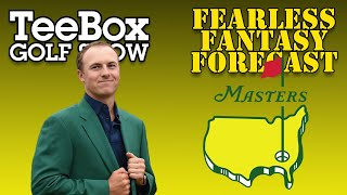 The TeeBox's DraftKings Fearless Fantasy Forecast: 2021 Masters Tournament