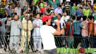 Pakistan VS Zimbabwe, 2nd T20I, Lahore, 24th May 2015