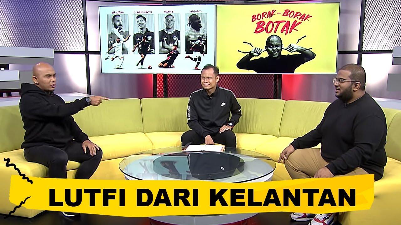 Abang Botak ajak fan Real Madrid dari Kelantan masuk BBB!!! | Borak Borak Botak