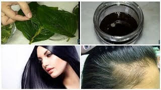 Magical Ayurvedic Totka To Stop Hairfall and Grow New hair | 100% Effective oil