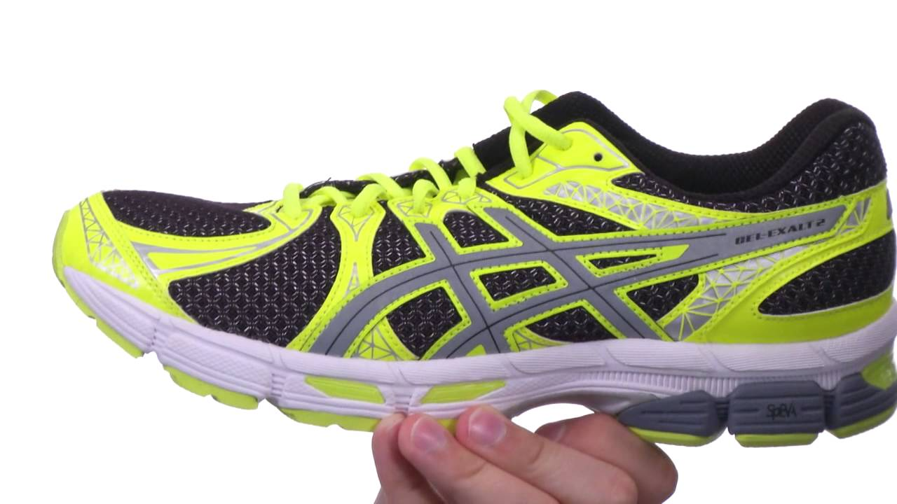 asics gel exalt 2 review