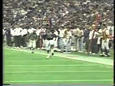 The NFL on FOX - 1995 Week 1 Pregame featuring The Simpsons
