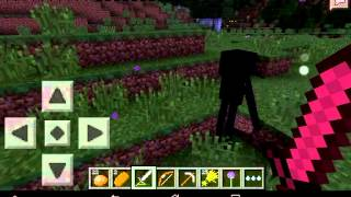 Minecraft PE 0.10.5 выживание в деревне #4