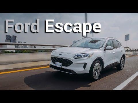 Ford Escape - Ahora híbrida y repleta de seguridad | Autocosmos