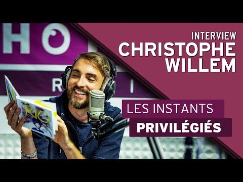Christophe Willem Interview Hotmixradio