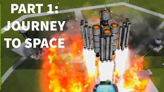 Lirik | Kerbal Space Program: Part 1 of 3 (FULL VOD) OLD BUT GOLD