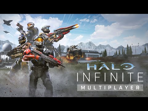 Halo Infinite   Multiplayer Reveal Trailer - A New Generation
