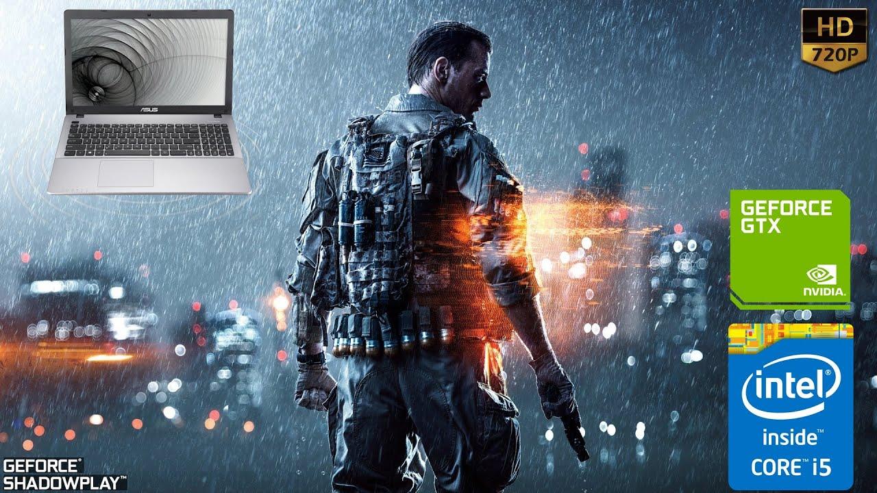 Asus X550jk I5 4200h Gtx850m Battlefield 4 Performance