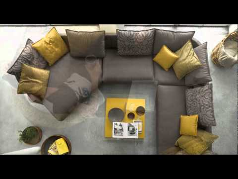 rolf benz onda bei m bel schaller youtube. Black Bedroom Furniture Sets. Home Design Ideas