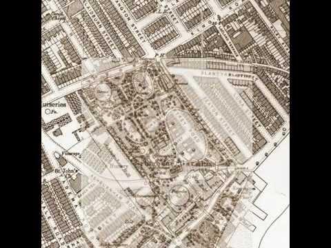 Cremorne Gardens Map, Chelsea, SW10
