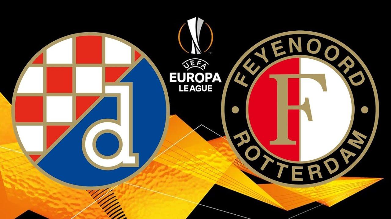 Dinamo Zagreb Vs Feyenoord Uefa Europa League 2020 2021 22 October 2020 Pes 2017 Pc Hd Youtube