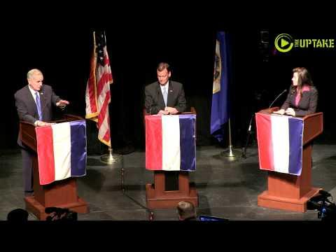 MN Governor Candidates Debate In Moorhead-Full debate