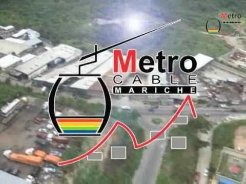 Metrocable Mariche Caracas