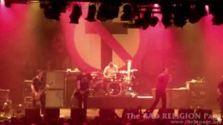 Bad Religion - Atomic Garden (Melkweg, Amsterdam, 6-11-2010)
