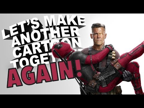 HISHE Written By The Fans: Deadpool 2