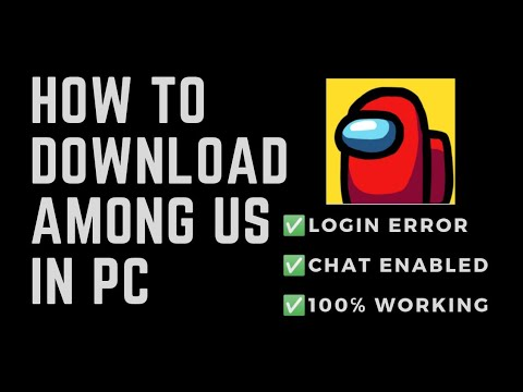 How to download Among Us in PC    Latest Version(v2021.6.30)