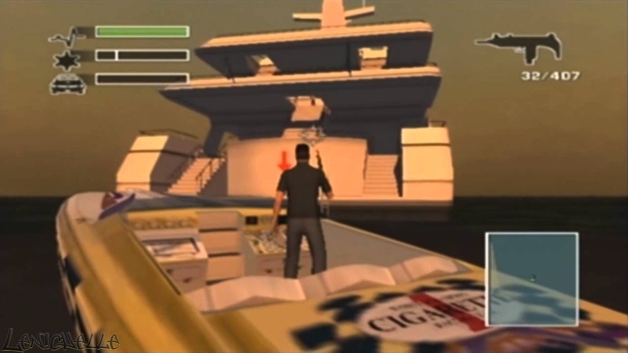 Driv3r, Undercover - Mission #6 Miami: Gator