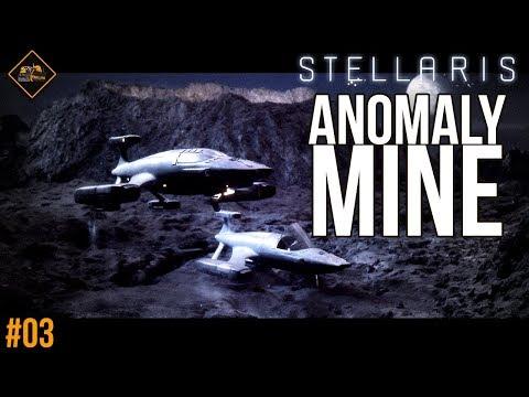 Anomaly everywhere   Stellaris All DLC Gameplay series #3