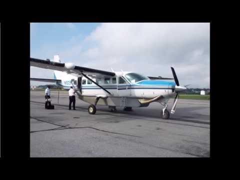 [Trip Report] Southern Airways Express Cessna 208B (Cockpit) Washington (IAD) - Lancaster (LNS)