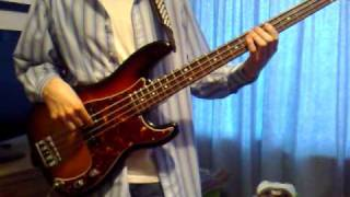 Madness - Bed and Breakfast Man - Bass Cover