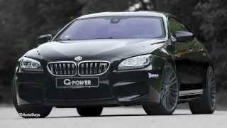 G-Power BMW M6 Gran Coupe 2014 Videos