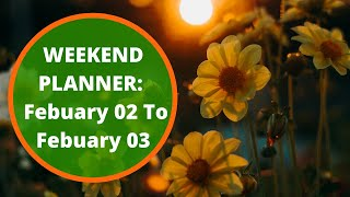 Weekend Addaa Episode 26 : Your Weekend Plan For Feb 02 To Feb 03