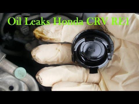 For Acura Honda CR-V Civi Cylinder Head Rear Cam Plug w// Seal 12513 P72 003 US