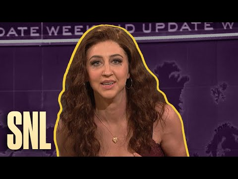 Weekend Update Rewind: Angel (Every Boxer's Girlfriend) - SNL