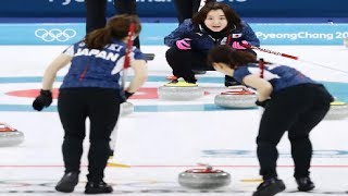 Entertainment News 247 - カーリング日本女子がカナダに敗れ4勝2敗