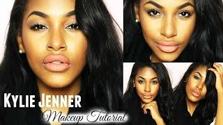 Kylie Jenner Inspired Makeup Tutorial Thumbnail