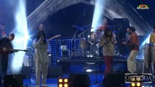 "CONGO ASHANTI ROY & PURA VIDA""Fisherman"" - Live @ ORF 2014"