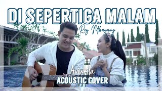 "Download Lagu Rey Mbayang ""Di Sepertiga Malam"" I Acoustic Cover mp3"