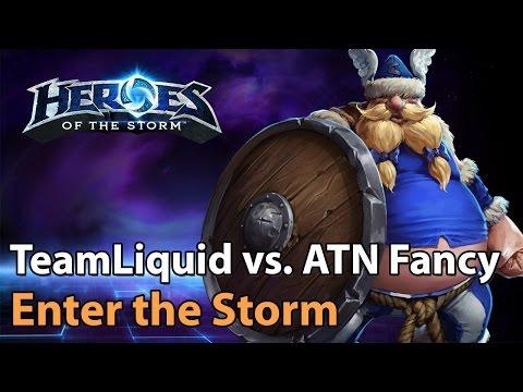 4ca3d823 ► Heroes of the Storm Pro Vikings Gameplay: TeamLiquid vs. ATN Fancy