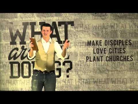 MAKE DISCIPLES - IDENTITY: Matthew 28:18-20