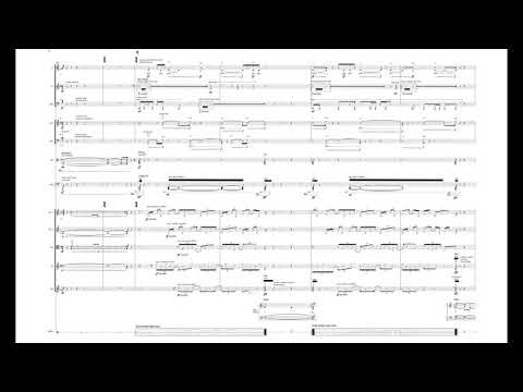William Dougherty - the new normal (w/ score) (for chamber ensemble and fixed media) (2017)