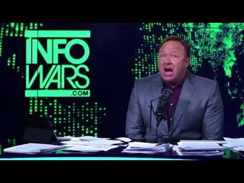 The conspiracy theories of Alex Jones and Infowars