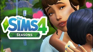 ADOPTING CHILDREN! 💏💖| THE SIMS 4 // SEASONS — 24