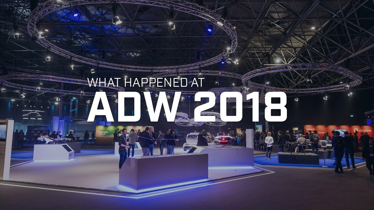 Znalezione obrazy dla zapytania ADW 2020 Amsterdam LOGO