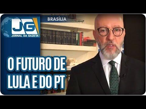 Josias de Souza/O futuro do ex-presidente Lula e do PT