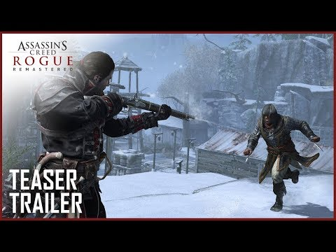 Assassin's Creed Rogue Remastered: Announcement Teaser Trailer   Ubisoft [US]