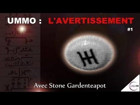 27/11/17 « UMMO : L' Avertissement - La Genèse » (N°1) avec Stone Gardenteapot - NURÉA TV
