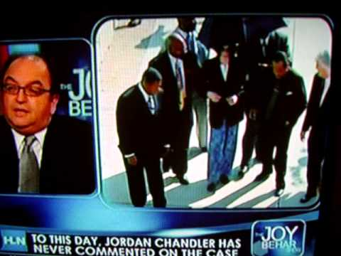Evan Chandler Suicide on the Joy Behar Show