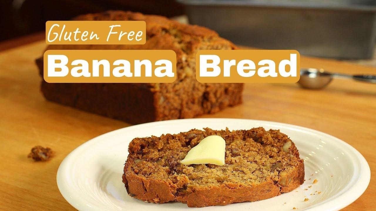 Download Gluten Free Banana Bread | It's Amazing | Rockin Robin Cooks