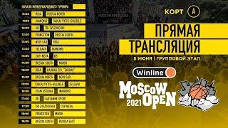 Winline Moscow Open 2021 Корт А