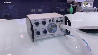 纽约向中国采购17000台呼吸机,两周可到货不足15%