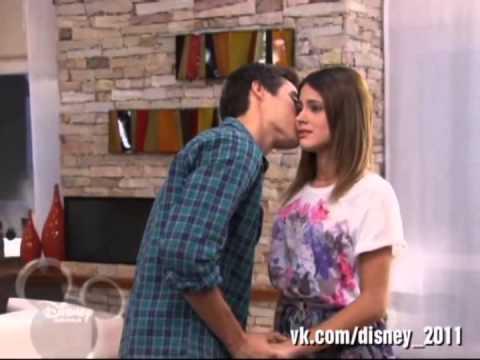 Disney channel Russia - Violetta 2 (#1)