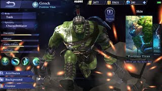 What if MOBILE LEGENDS was made by MARVEL part 2