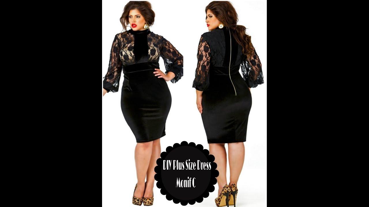 Monif C Plus Size Dresses 81