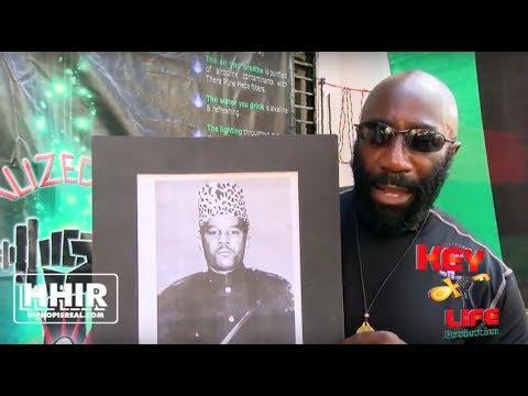 HERMAN SMALLS PAYS HOMAGE TO MARCUS GARVEY & CARLOS COOKS (AFRICAN NATIONALIST PIONEERS)