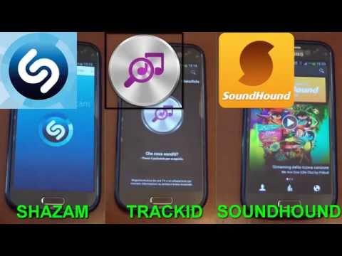 Confronto fra le 3 migliori app per riconoscere la musica